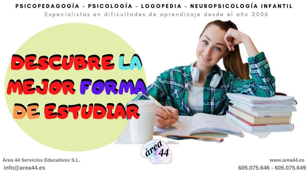 Cuál es la mejor forma de estudiar