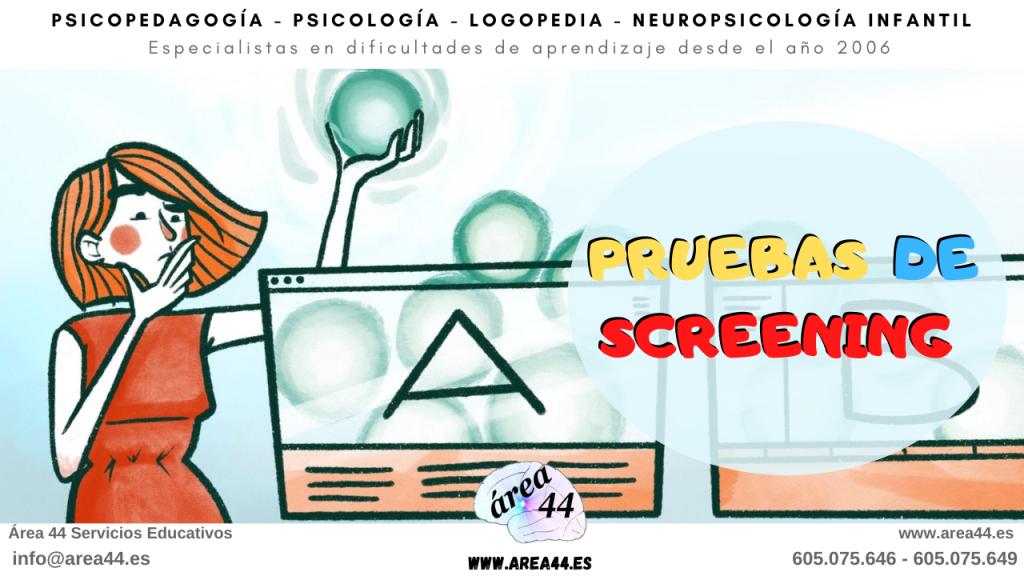 Test de screening