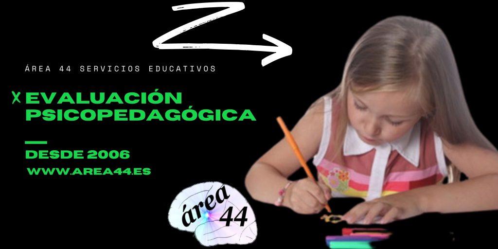 Evaluación Psicopedagógica en Madrid