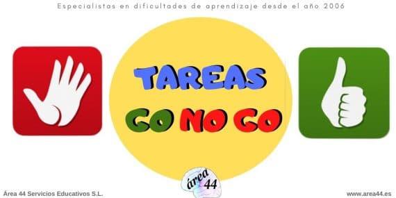 Actividades Go - No Go